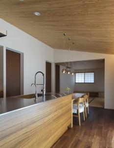 和風家屋の施工