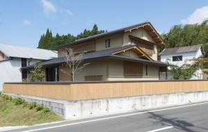和風家屋の建築設計