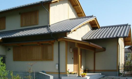 本格的な和風建築